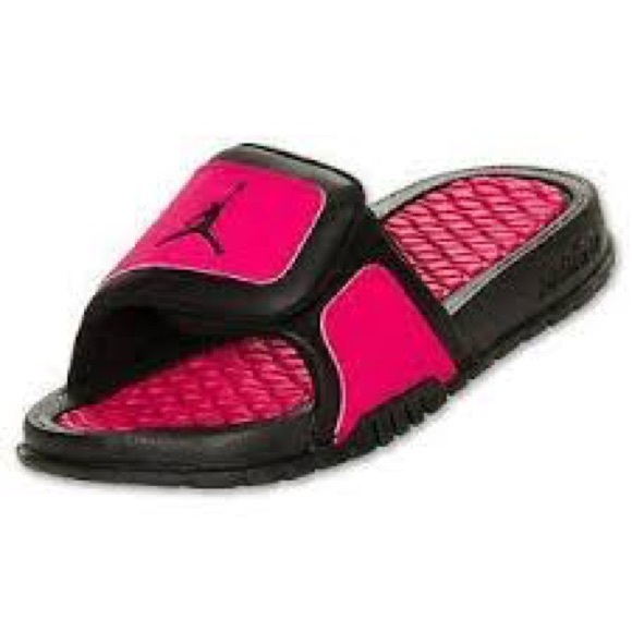 1f705ccbfe72 Air Jordan Other - Pink Jordan slides