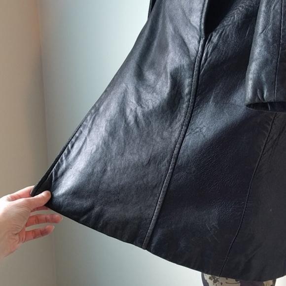 Katiana Couture Jackets & Coats - #KatianaCouture Long #Leather Jacket