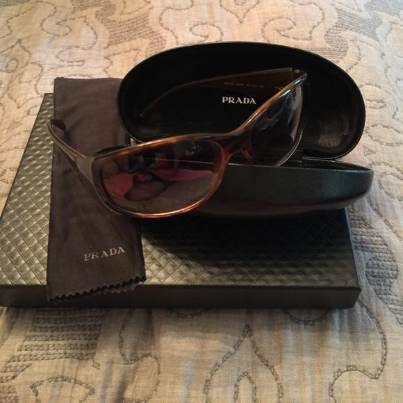 f68eb1539ab Prada sunglasses 😎