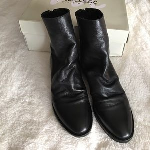 Free People X Matisse Westside Boots 36.6.leather