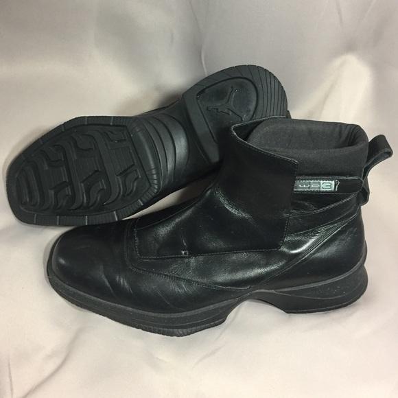 Nike Air Jordan Elegant Two3 Leather Boots 136091.  M 597caa5a9c6fcf1f9006cf55 723c4013b