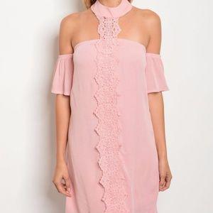 Dresses & Skirts - Blush pink dress