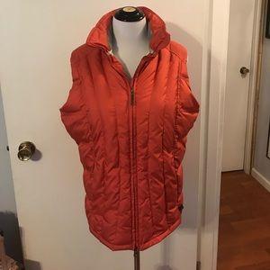 Woolrich puffer vest