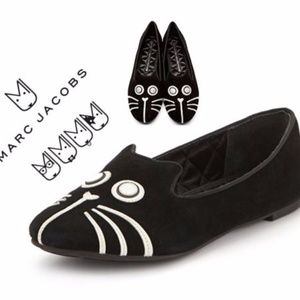 Marc by Marc Jacobs Rue cat flats slipper loafer
