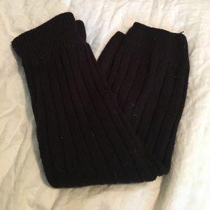 Accessories - Black leg warmers