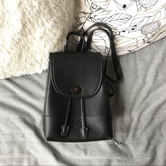0ab172fb041 SUSU 'Nicole' Small Leather Backpack