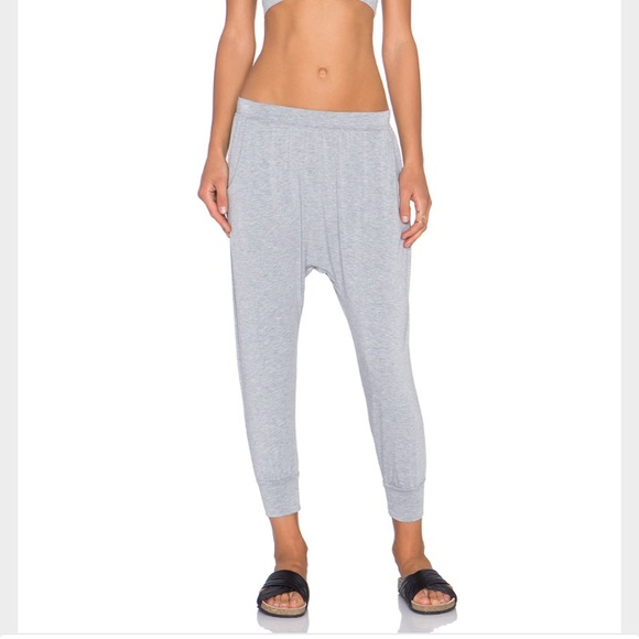 Harem Pant in Black. - size L (also in S,XS) Spiritual Gangster