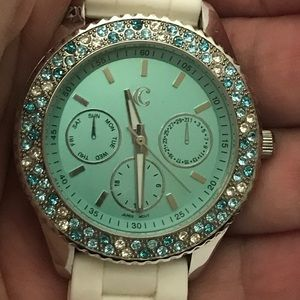 Accessories - C Brand Bling Watch