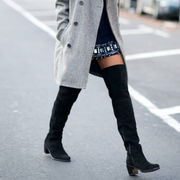 release dates for sale Stuart Weitzman Over-The-Knee Suede Boots big discount for sale chBlxB