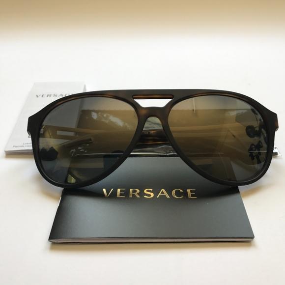 c77bf4688ef Versace Sunglasses VE4312 51814t Mens Sunglasses