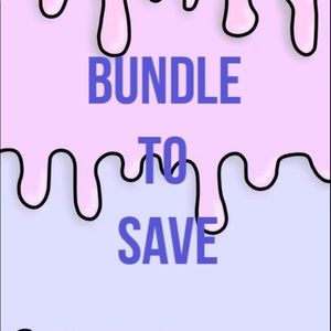 BUNDLE TO SAVE! 🌺
