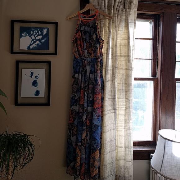 61c81008c4f7 Anthropologie Dresses & Skirts - Anthropologie Ranna Gill Condesa Maxi Dress