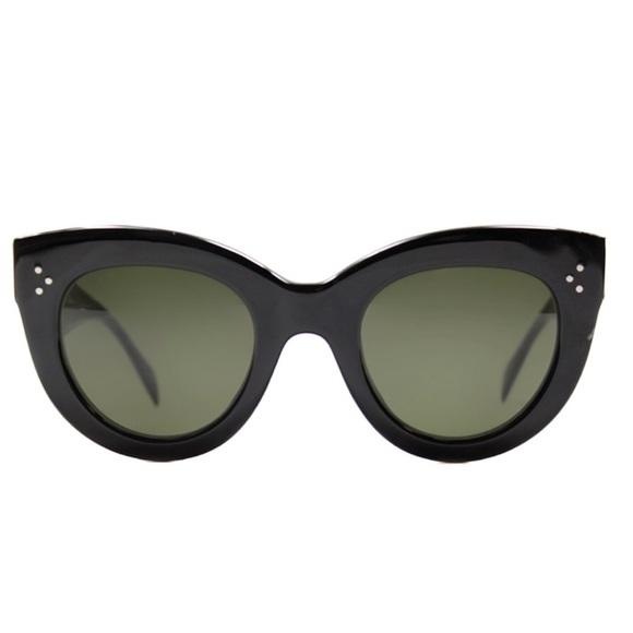 e40b832164e Celine Accessories - Celine Caty Cat-eye sunglasses