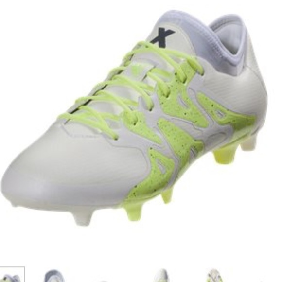 0a45fbc7381 Adidas X 15.1 fg Messi soccer cleats shoes boots
