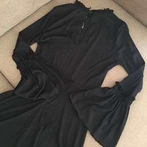 🆕 ✅ Topshop Black Dress