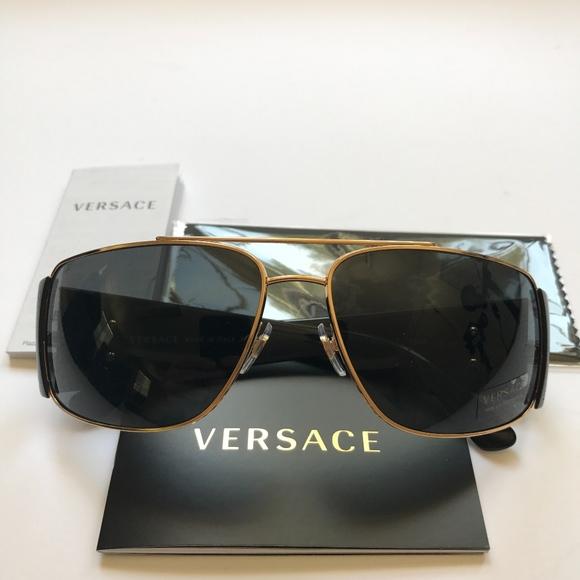 80c1abca0a1 Versace Sunglasses VE2163 100287 Mens Sunglasses