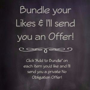Bundle all your likes for an exclusive offer!