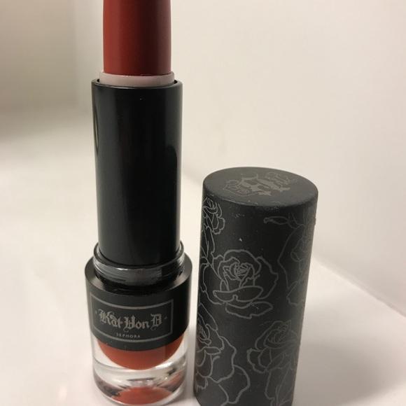 Kat Von D Other | Kat Von D Painted Love Lipstick MISFIT | Poshmark