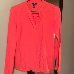 EUC Gap coral light cotton top