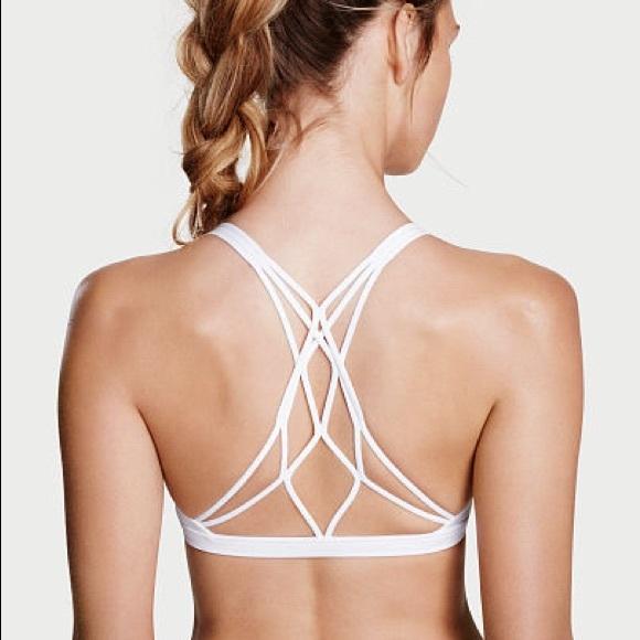 06b62d4ea9 Victoria s Secret Sport Braid Back sport bra