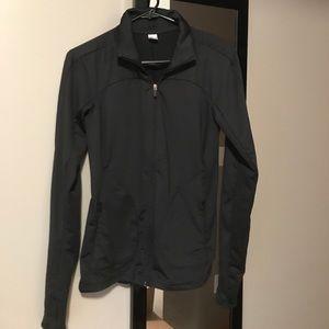 NWOT Gap Fit workout jacket in black