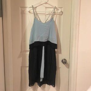 Brand new silk dress