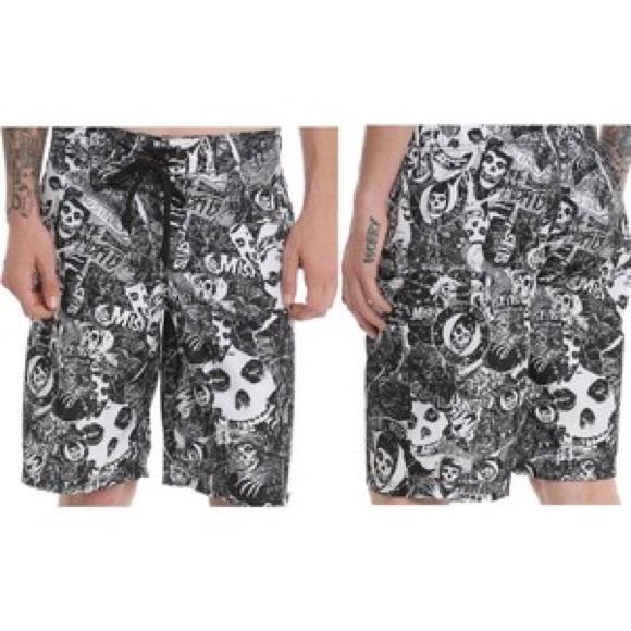 2deeea141a Misfits Board Shorts XL. M_597d3b9a6d64bcebee093534