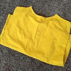 SALE undercover mama nursing tank XXL yellow