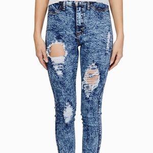 New Tobi Acid Washed Jean