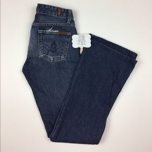 """🌴 7 For all mankind """"A"""" Pocket Jean"""