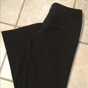 Charcoal Express Editor pants, size 4