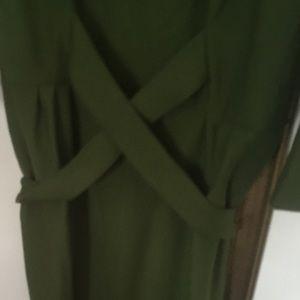 Tatyana Vicky dress n/wtags green