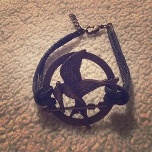 Jewelry - Hunger Games bracelet. 3 for $10