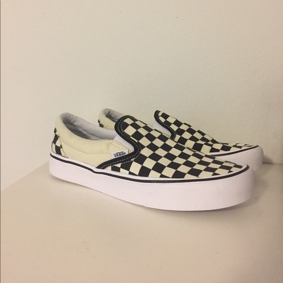 b4651f1a936 Checkerboard slip on s with ultra cush
