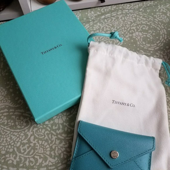 50 Off Tiffany Co Accessories Authentic Tiffany Credit Card