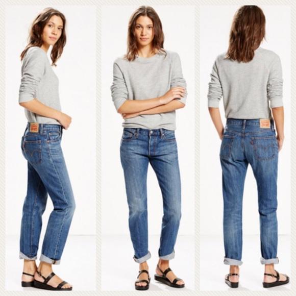 8ca94443 Levi's Jeans   Levis 501 Original Fit For Women 27 X 32   Poshmark