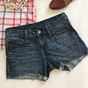 Levi's Shorts - Levi's Jeans Cut-Off Jean Denim Shorts sz 2/26 M