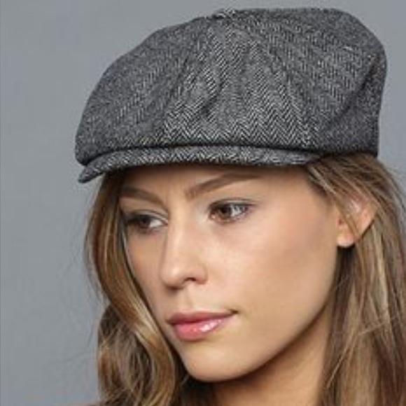Burberry Accessories - BURBERRY WOOL WOMEN S FLAT CAP NEWSBOY HAT b09cb447290