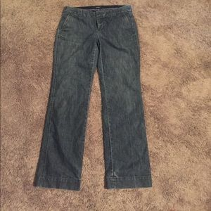 Women's Gap ankle jeans size 2 perfect