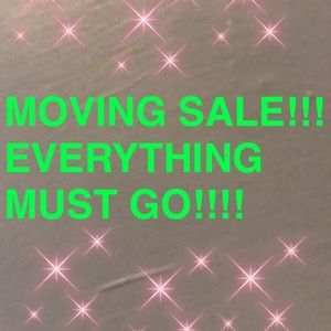 Other - all offers considered!!! Moving!
