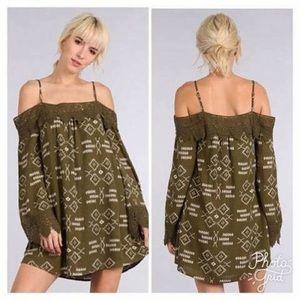 Boho Dress/Shirt