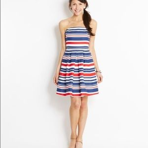 Vineyard Vines Dresses | Strapless Dress