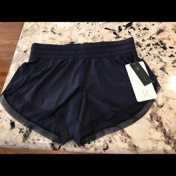 Lululemon Anew Shorts NWT Navy