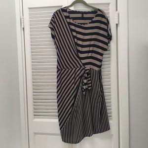 BCBG 100% Silk dress