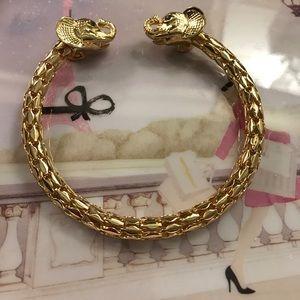 Gold Lilly Pulitzer bracelet