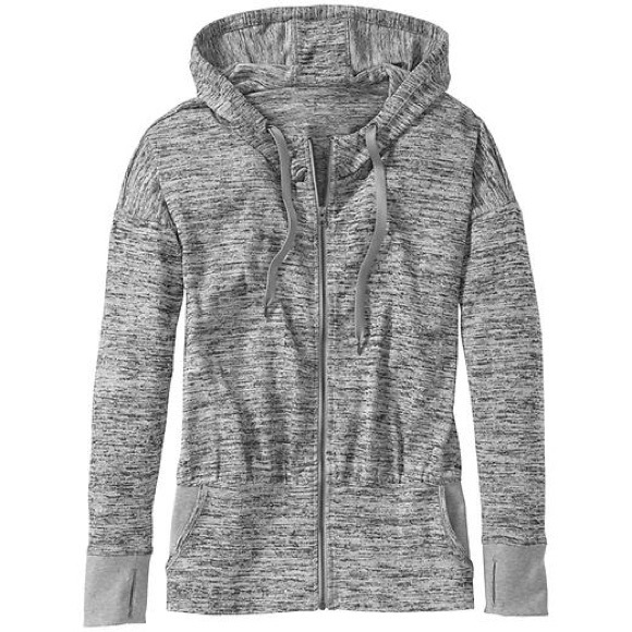 84c0926692e4ad Athleta Tops - Athleta Batwing and Robin full-zip hoodie jacket