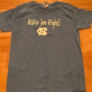 Other - Kids small NC Raise 'em right! Tshirt