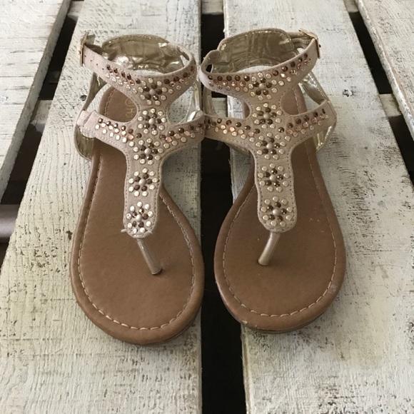 Girls Sandals Size