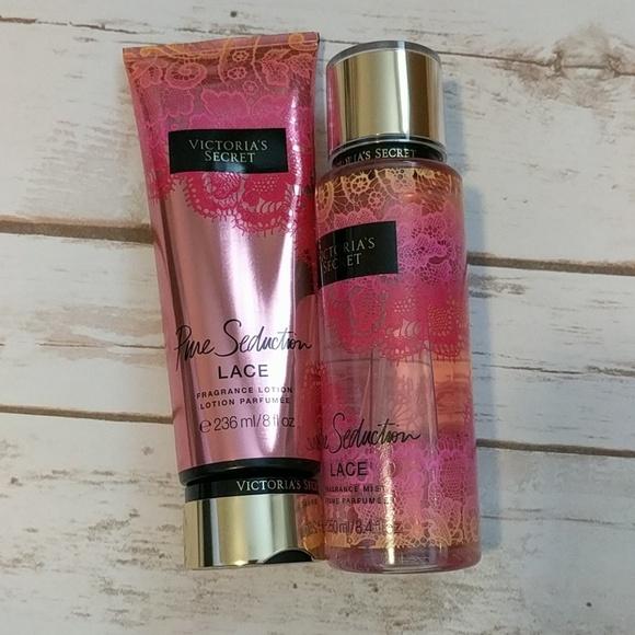 585040d8fd New Victoria s Secret Love Spell Lace set