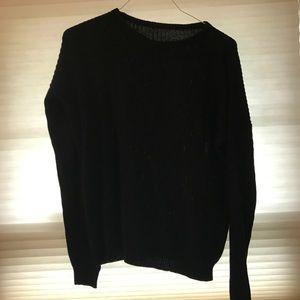 Brandy Melville black knit